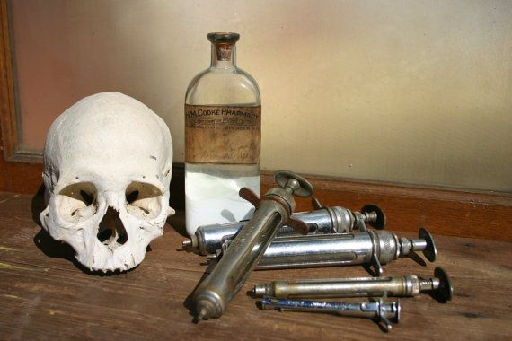 Vintage Oddity Antique Medical Devices Medicine of the Past by Heather on Etsy