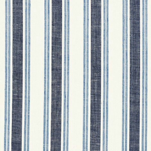 Leah Linen Stripe (Schumacher)