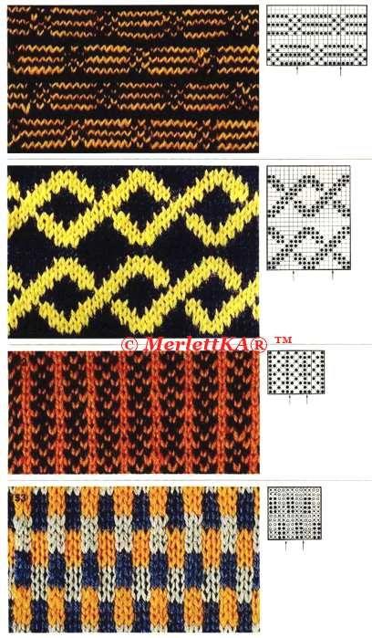 Жаккарда много не бывает - для бисера, вязания, ткачества и точечной росписи. Обсуждение на LiveInternet - Российский Сервис Онлайн-Дневников