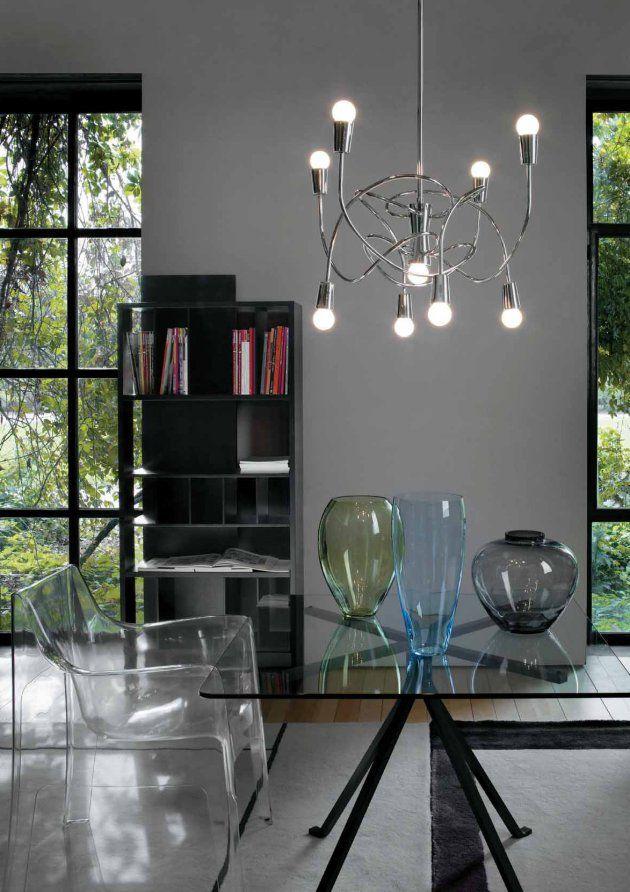GRAPE I and II Lamps by Giuseppe Chigiotti