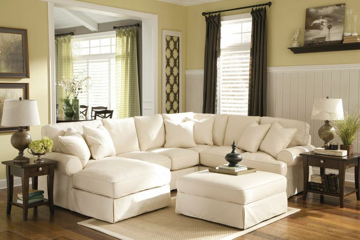 ALBA 3pcs OVERSIZE COTTAGE FABRIC LIVING ROOM SOFA COUCH