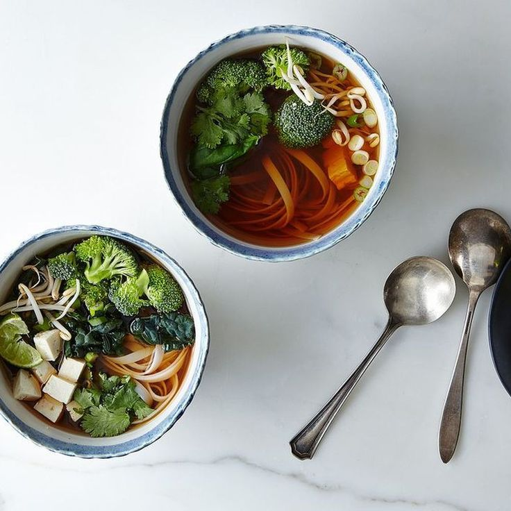 How to Master the Delicate Balance of Vegetarian Pho Broth on Food52