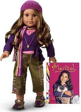 american girl dolls   an american girl doll named marisol luna has caused a bit of a flap ...