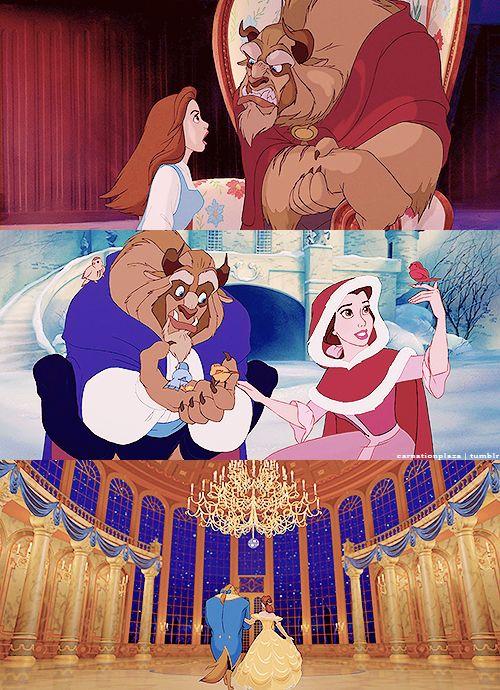 Beauty and the Beast Extraño mucho a mi Bestia :'(