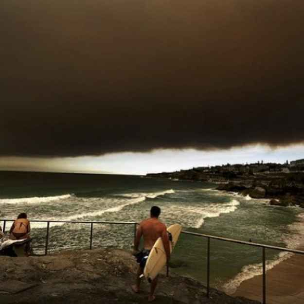 50 Surreal Images From Sydney's Bushfire Crisis - BuzzFeed Mobile