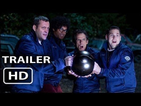 The Watch-Trailer--Ben Stiller, Vince Vaughn, Jonah Hill and Richard Ayoade take male bonding to hilarious new heights in this outrageous, no-holds-barred comedy that gets funnier every time you watch! There's trouble brewing in peaceful Glenview, Ohio. That's why 4 civic-minded citizens, armed with flashlights, walkie-talkies and spiffy new jackets, have teamed up to safeguard their community. But the guys find more than they bargained for when they uncover an alien plot to destroy Earth.