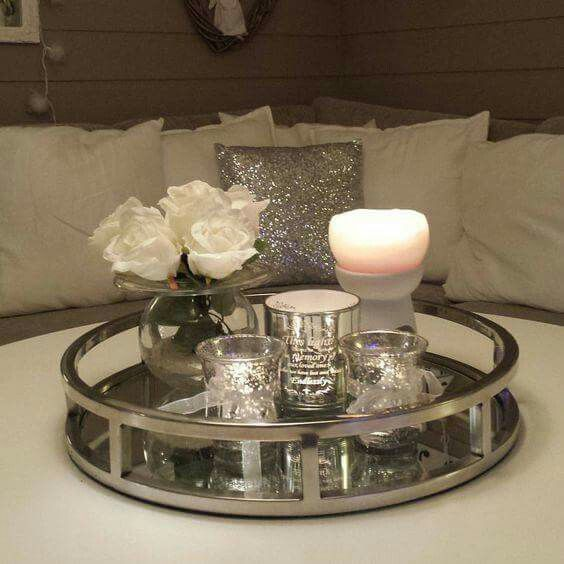 Lucy Mirrored Coffee Table: Pin By Lucy Benavides On DIY/Home Ideas In 2019