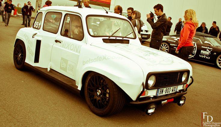 Renault 4L/Clio V6