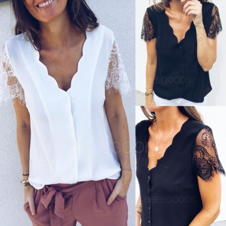 e297f2be698a4 woman lace dress sleeveless chiffon blouse sleeveless shirts chiffon casual  chiffon blouse tanks vest top summer