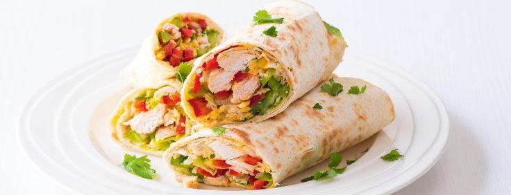 Letní burrito