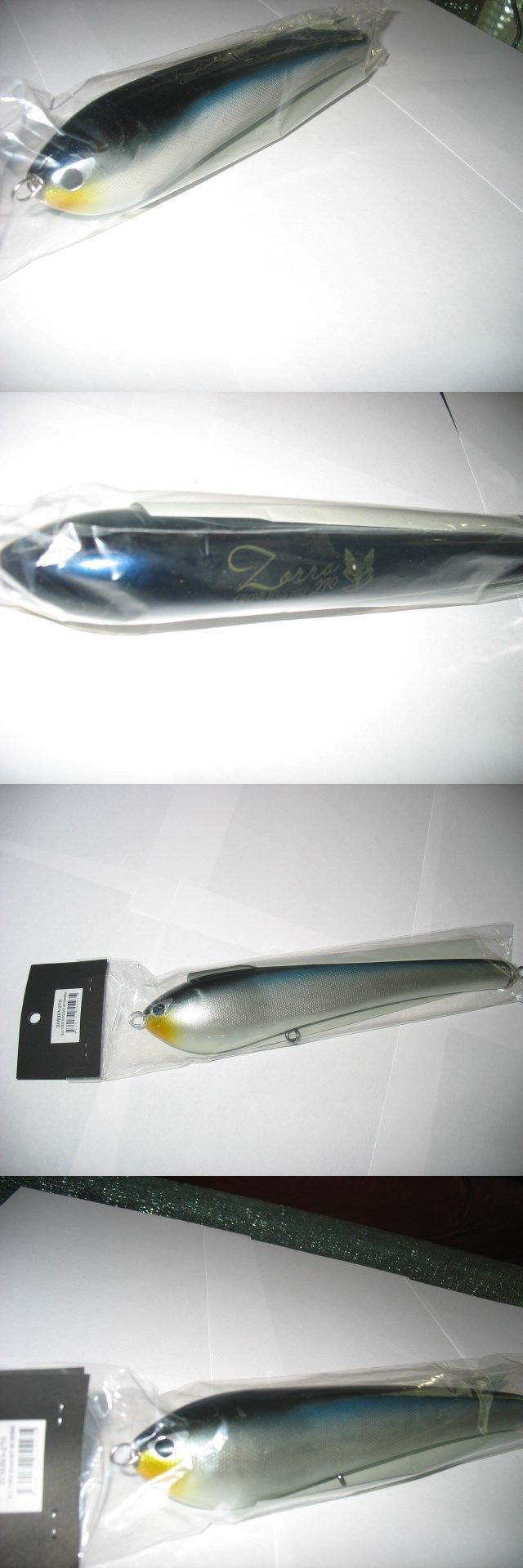 Saltwater Lures 36153: Cb One Tuna Lure 270Mm 140G Saury -> BUY IT NOW ONLY: $120 on eBay!