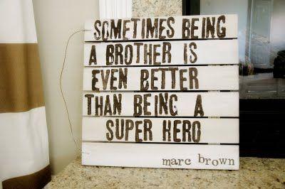 Boys room quote