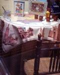 hule hule mantel de España plastico para mesas mesa latex: Floristería Zamora