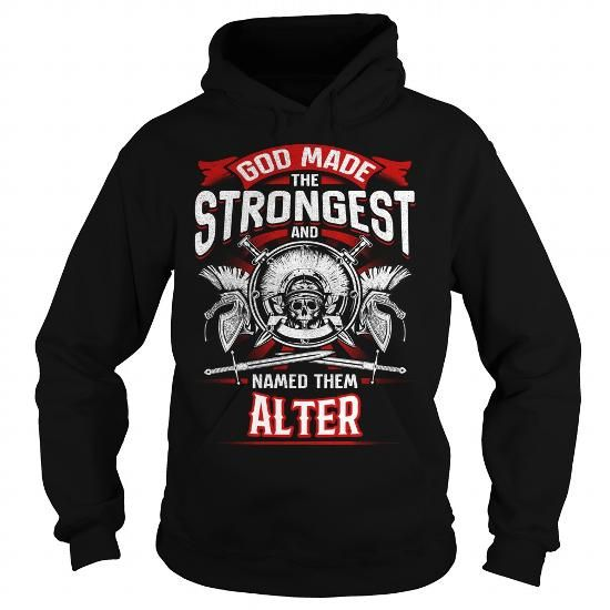 I Love  ALTER, ALTER T Shirt, ALTER Hoodie T shirts