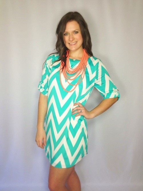 17 best images about Chevron dresses (red and white) on Pinterest ...