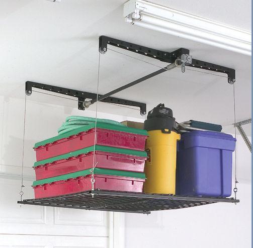 plafond in garage gebruiken als opslag - Google zoeken