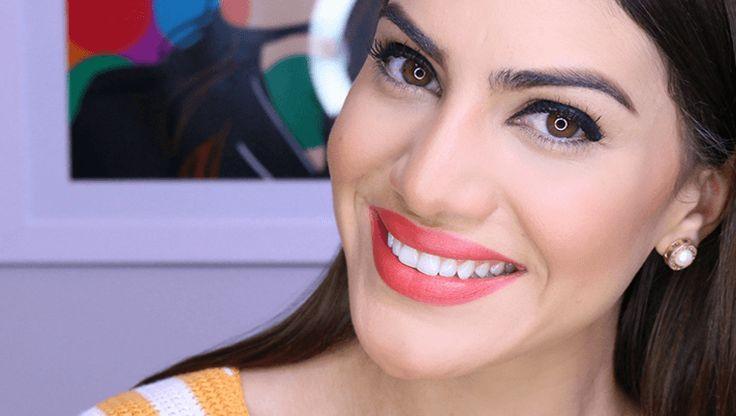Camila Coelho apresenta Look Verão Usando produtos de Natura
