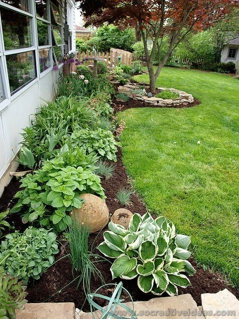Attractive 50 Backyard Landscaping Ideas For Inspiration