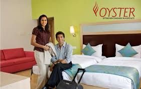 Oyster Hotels in madhapur