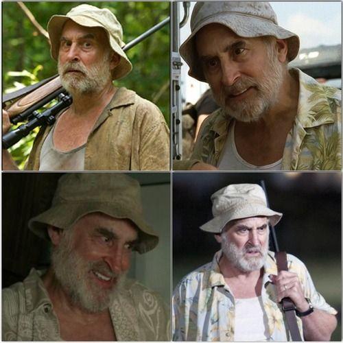 """Seizoen 1 van de """"The Walking Dead"""" : Hoofdrol voor Jeffrey DeMunn als Dale Horvath ***"""