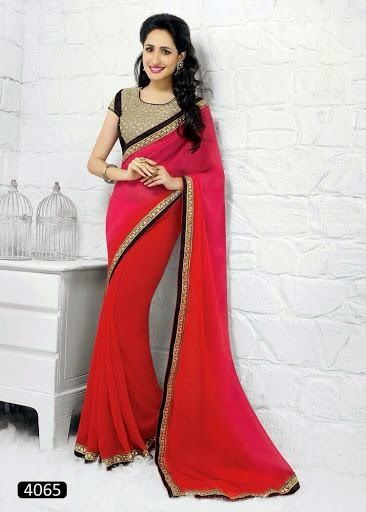 Pleasant Beauty Designer Sarees Collections... | Buy latest Sarees At online…
