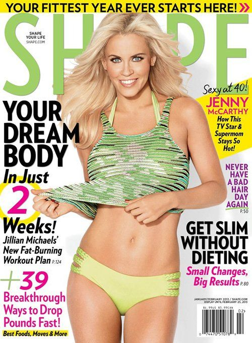 Jenny McCarthy- Model/Playmate of the year/TV personality says that going #glutenfree and #caseinfree has been the best #health change she has ever made. She has gotten even MORE slim and feels great.