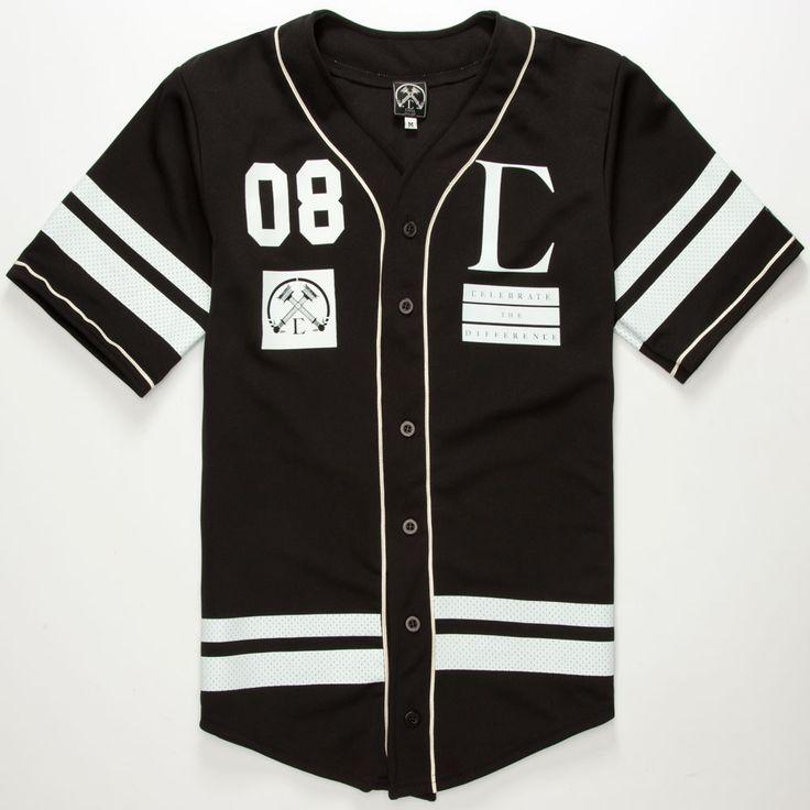 Fashion Baseball Jerseys Mens