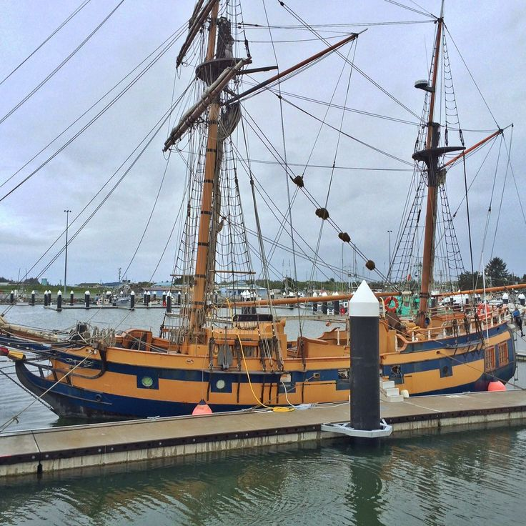 Cruise To Hawaii From California: 114 Best Images About Tall Ship Hawaiian Chieftain On