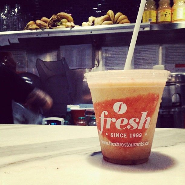 Start your day off with our Treehouse, with the omega flax strawberry swirl!