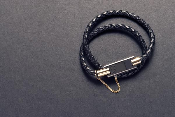 Most fashionable wearable in the industry, our BOLT bracelets are handcrafted by an Apple certified factory with genuine leather and gold, silver or black rhodium trims, so you never forget your charger wherever you may go or travel to. Compatible with iPhone, iPad & iPod using Apple lightning port.