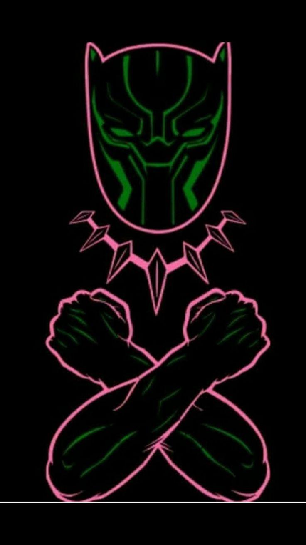 AKA #blackpanther