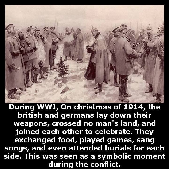 Christmas truce                                                                                                                                                                                 More