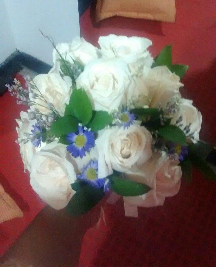 Bouquet de Novia. Matrimonio