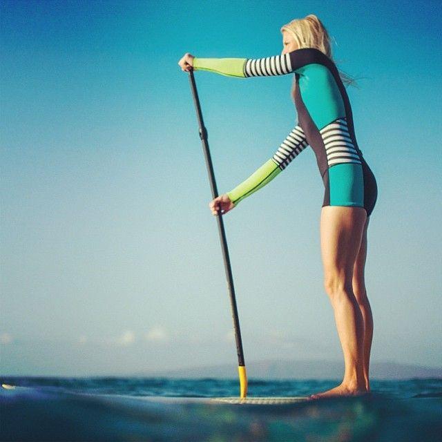 Roxy Pop Surf // Outdoor Waveline Spring Suit
