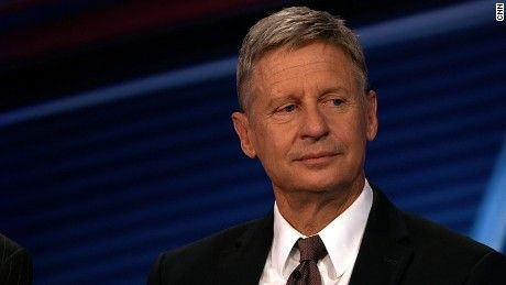 Libertarian presidential candidate Gary Johnson said Friday that the US must work hand in hand with Russia and China to solve pressing problems such as Syria and North Korea.  Download the free VoteWorthy app now: www.voteworthyapp.com