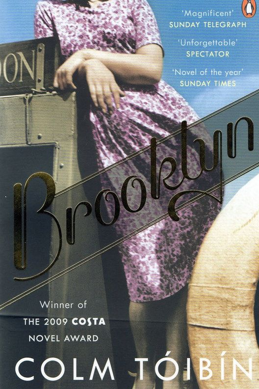 Brooklyn by Colm Toibin. I love his straight forward, but very detailed and nuanced, writing. Anita Diamant-esque. I really loved Eilis, and really felt for her.