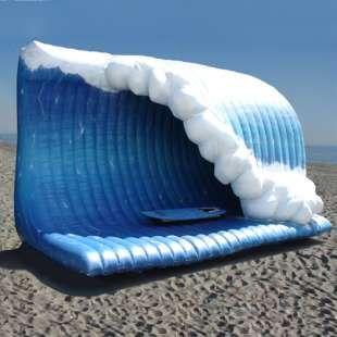 Props & Accessories Rentals Surf Wave Photo Props