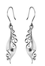 PauliinaK / Lumoava - Siren (earrings) NordicJewel.com