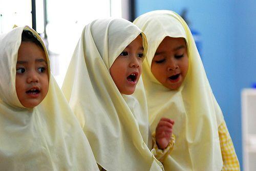 La pudeur chez l'enfant - Islamiates