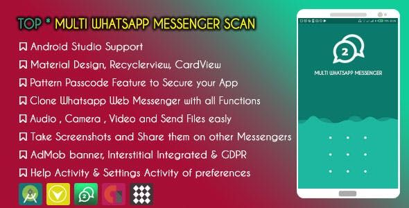 25% OFF THIS OFFER WILL BE END SOON TOP Multi Whatsapp