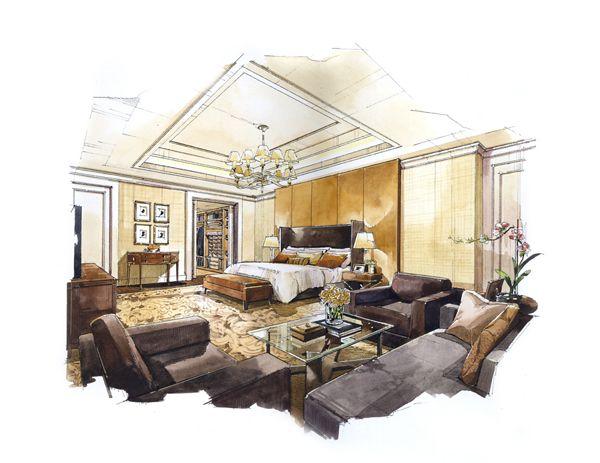 1015 best sketches interior images on pinterest | interior design