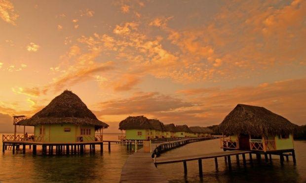 Bocas del Toro - Cidade do Panamá