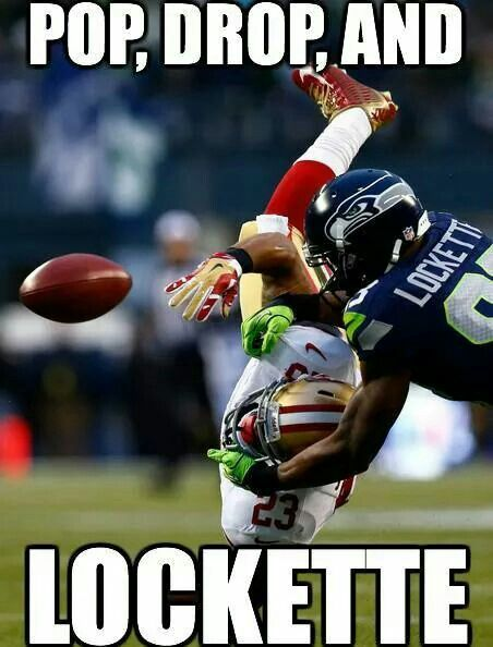 Seattle Seahawks - Ricardo Lockette                                                                                                                                                      More