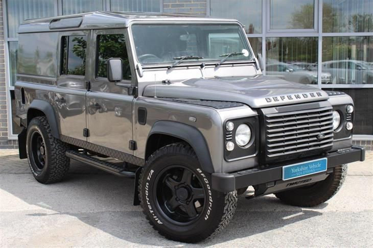 Classic 2010 10 Land Rover Defender 110 2 4 Tdi Xs Util For Sale In York With Classic Sports Car Classifieds Classic Cars Land Rover Land Rover Defender