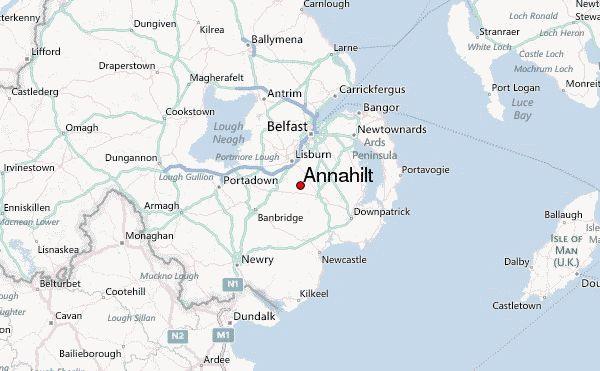 Annahilt Location Guide
