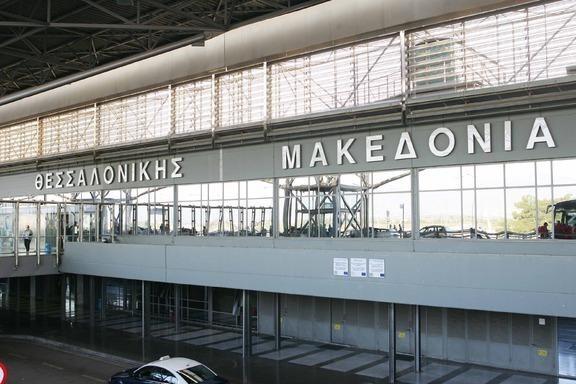 Thessaloniki Macedonia Airport Main Runway Opens