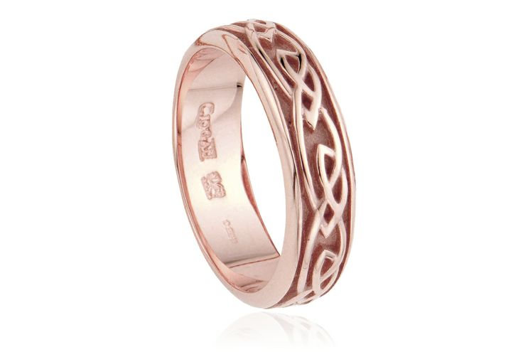 Annwyl Ring ELR001 | Wedding Rings | Clogau Gold