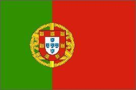 Portugal National Flag 5ft x 3ft by country. $4.99. Express Domestic Shipping is OVERNITE 98% of the time, otherwise 2-day.. Express International Shipping is Global Express Mail (2-3 days). 2 Metal Grommets For Eash Mounting with Canvas Hem for long lasting strength. 3 Foot by 5 Foot, Indoor-Outdoor, Lightweight Polyester Flag with Sharp Vivd Colors. FAST SHIPPER: Ships in 1 Business Day; usually the Same Day if pmnt clears by noon CST. 3 foot by 5 foot lightweight P...
