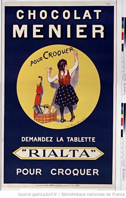 Chocolat Menier (Gallica)
