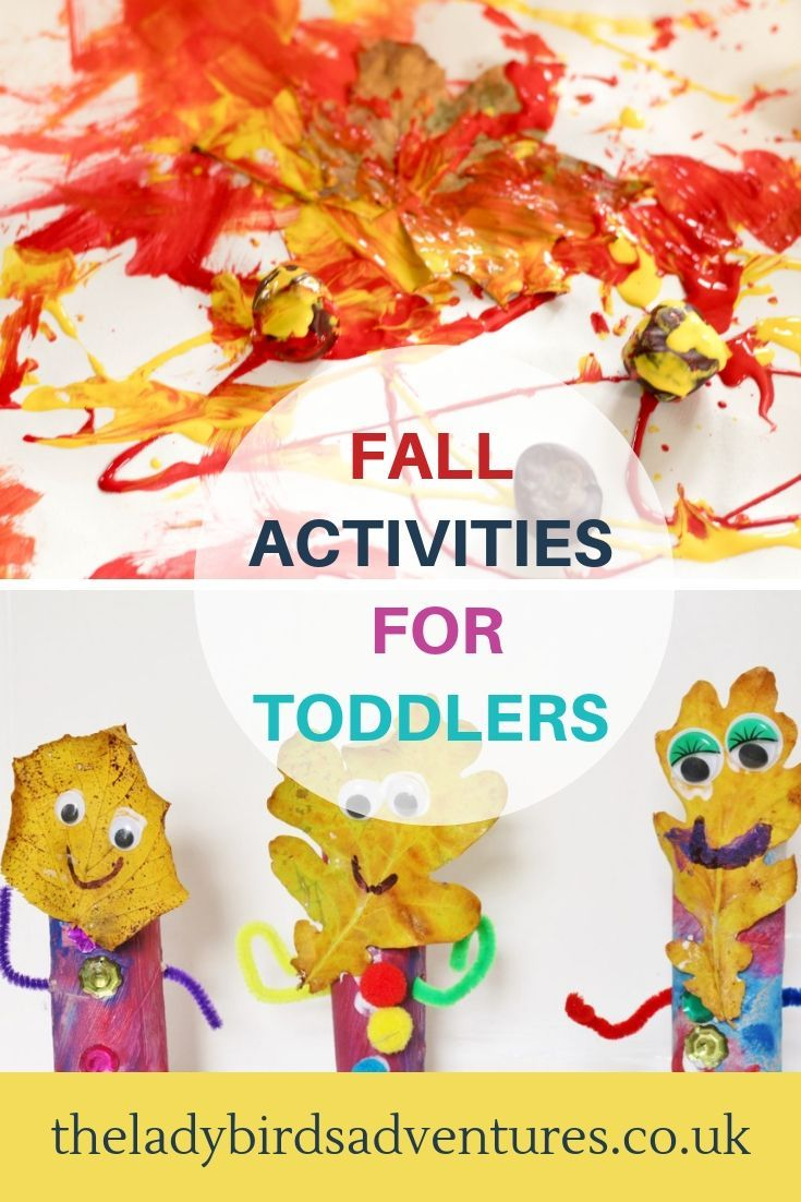 Autumn Activities For Toddlers Fall Art Activities For